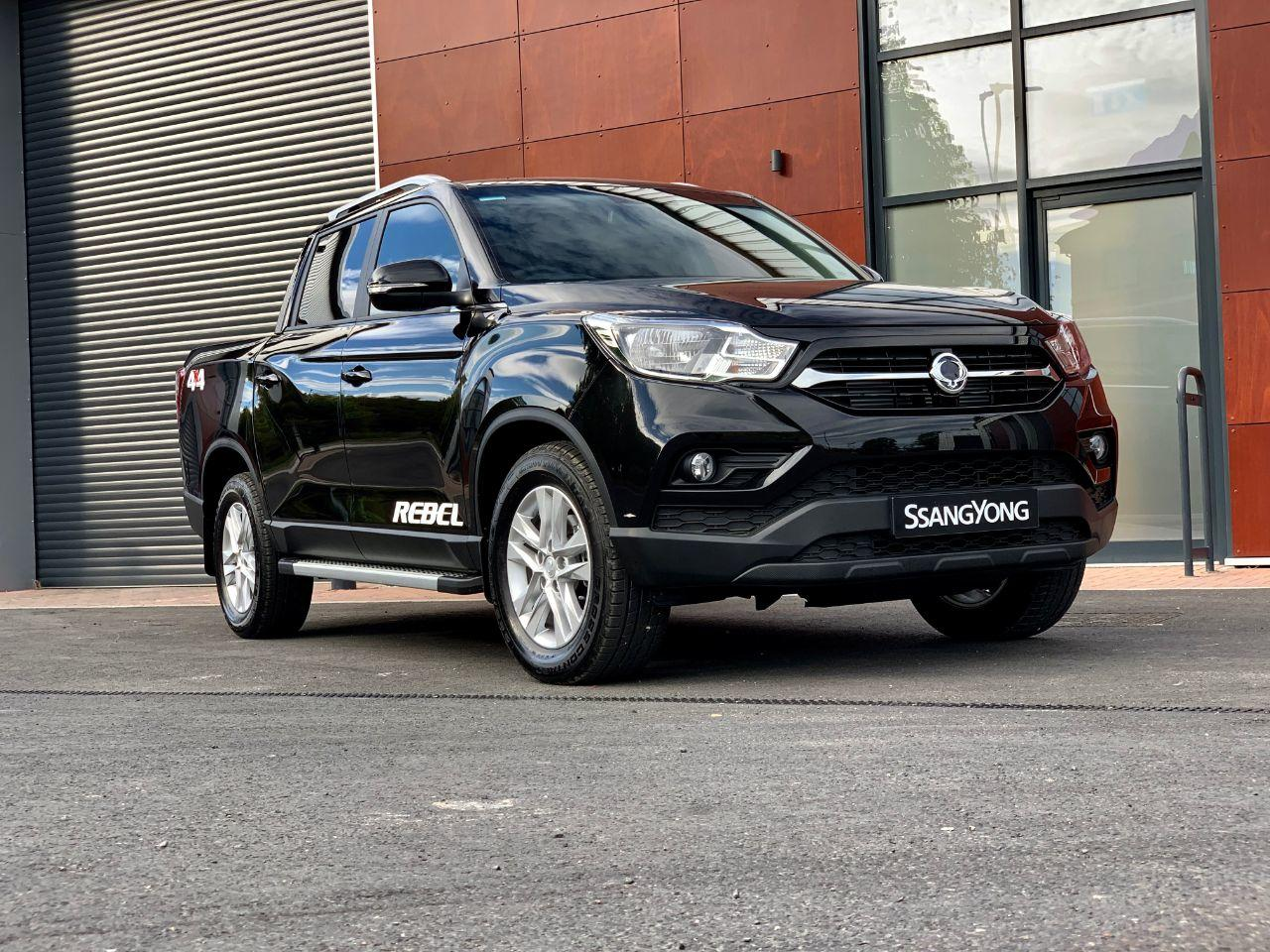 2021 SsangYong Musso 2.2 Brand New 2121 MUSSO EX CHEAPEST IN UK PRICE MATCH OFFER