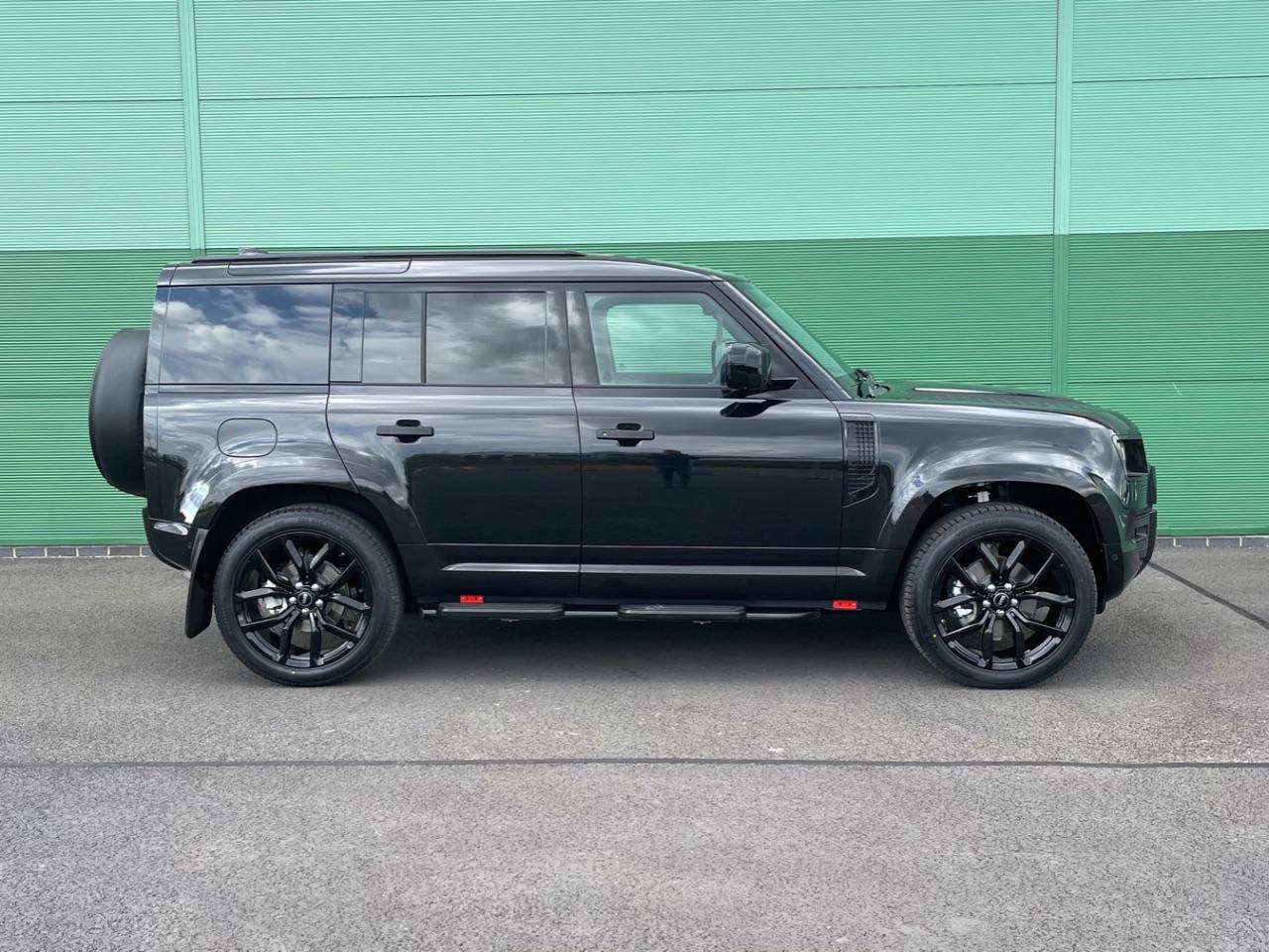 2021 Land Rover Defender Seeker SKR 3.0 D250 Hard Top commercial  Auto with rear seats and conversion Order yours Now