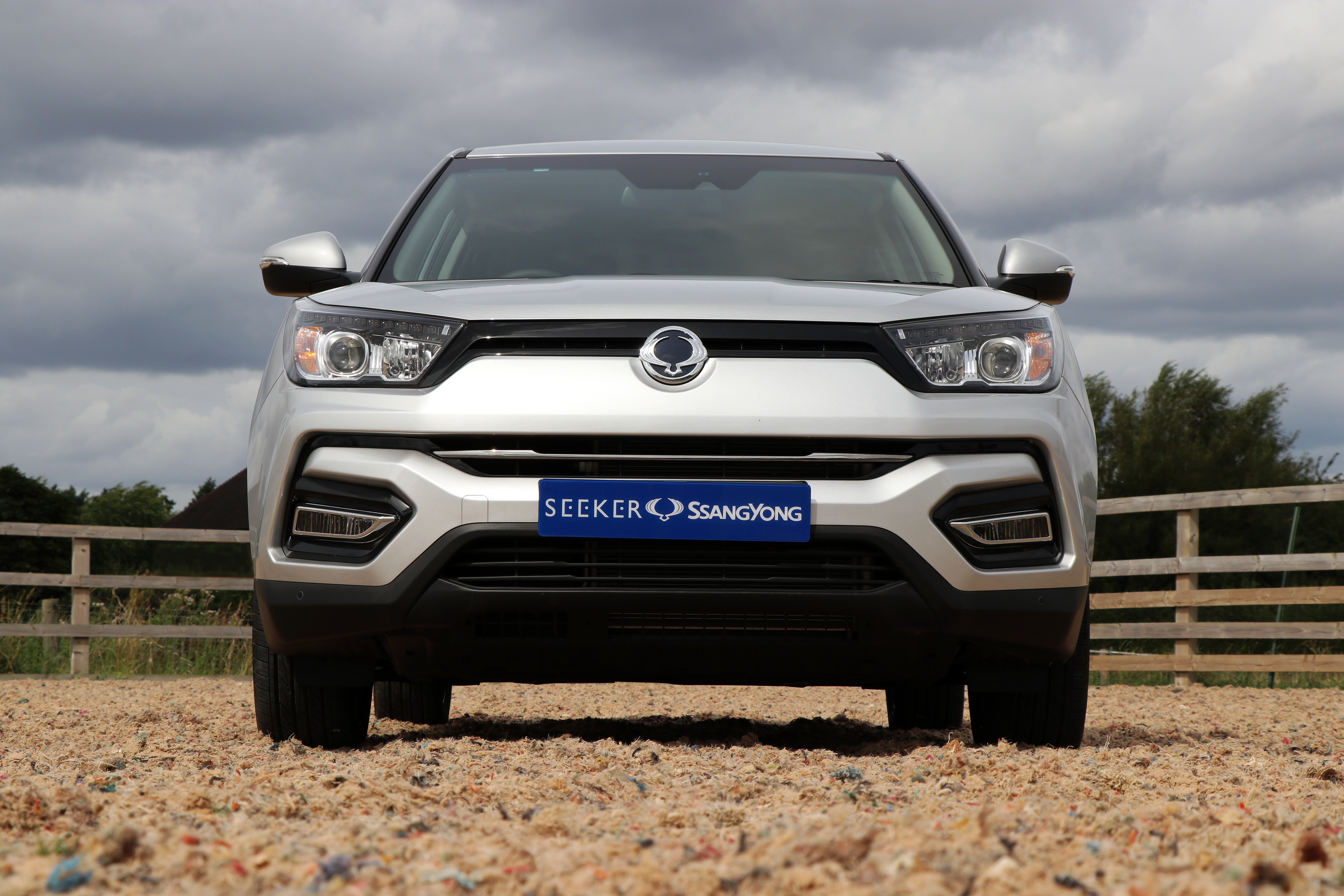 IN STOCK! £3,000 saving on pre registered Tivoli Ultimate petrol models at Seeker SsangYong!