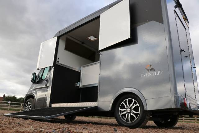 2016 Peugeot Boxer 2.2 3.5 ton  180 BHP Horsebox 1100 payload sat nav air con  £229 a month no deposit  December delivery