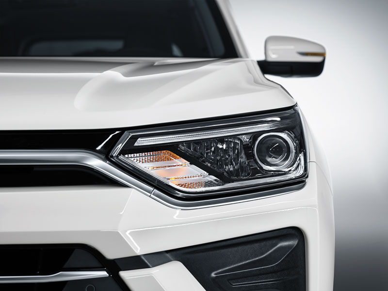 new-korando - LED Lights