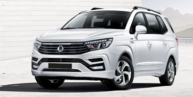 New SsangYong Turismo from £21,495